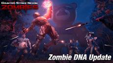 Counter-Strike Nexon: Zombies wird um modifizierbares Zombie-Erbgut erweitert