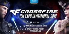 CROSSFIRE IEM Expo Invitational 2018: Das sind die vier Finalteams!