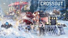 Crossout players celebrate Christmas and New Year by fighting over gifts