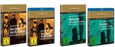 DAS CABINET DES DR. CALIGARI / NOSFERATU - EINE SYMPHONIE DES GRAUENS - ab 13. Juni 2014 auf Blu-ray/DVD!