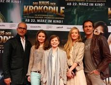 DAS HAUS DER KROKODILE feiert Weltpremiere in Frankfurt