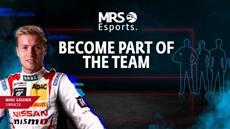 Das MRS Esports Team ist komplett