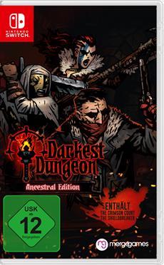 """Das preisgekrönte """"Darkest Dungeon: Ancestral Edition"""" ab heute im deutschen Fachhandel"""