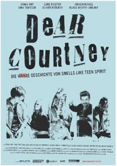 DEAR COURTNEY - Kinotour April 2014