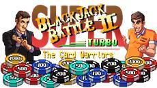 Der Arcade-Blackjack-Mix erscheint heute inkl. Rabatt auf Steam