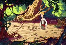 Der Fluch von Monkey Island als exklusive deutsche Fassung bei GOG.com