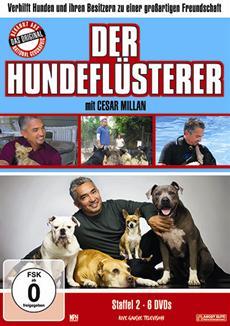 DVD-VÖ | DER HUNDEFLÜSTERER STAFFEL 2