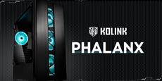 Der preiswerte Kolink Phalanx Midi-Tower mit Premium-Features