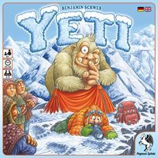 Der Yeti wurde bei Pegasus Spiel gesichtet