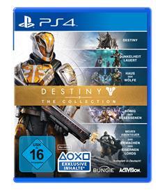 Fünf Abenteuer, eine Blockbuster-Edition: Destiny - The Collection ist ab dem 20. September weltweit erhältlich