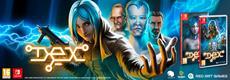 DEX (Nintendo Switch) - 2D-RPG bekommt am 23. Juli einen limitierten, physischen Release