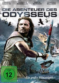 Review (DVD): Die Abenteuer des Odysseus