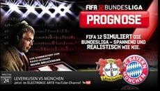 Die FIFA 12 Bundesliga Prognose: Besiegt Bayer 04 den Bayern-Fluch?