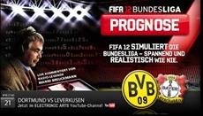 Die FIFA 12 Bundesliga Prognose: Borussia Dortmund gegen Bayer Leverkusen