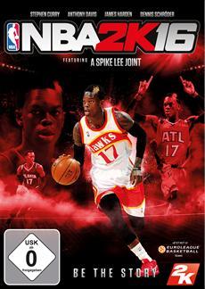 Die NBA<sup>&reg;</sup> 2K16-Saison beginnt heute