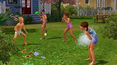 Die Sims 3 Jahreszeiten ist jetzt im Handel erhältlich