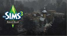 Die Sims 3 Midnight Hollow entführt Spieler in eine düstere Stadt mit exzentrischen Bewohnern