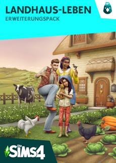 Die Sims 4 Landhaus-Leben-Erweiterungspack ab sofort erhältlich