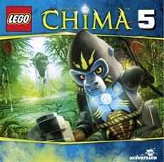 Die tierischen Helden aus dem sagenhaften LEGO® CHIMA™ treffen sich zum großen Staffel-Finale!