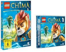 Die Tierstämme aus der fantastischen LEGO® LEGENDS OF CHIMA™ Welt – ihre Helden und Geschichten