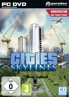 Die Wiederauferstehung der Städtebau-Spiele - Cities: Skylines ab sofort im Handel