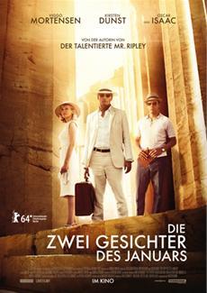 DIE ZWEI GESICHTER DES JANUARS - Deutscher Trailer ab sofort online verfügbar (Kinostart 29. Mai 2014)
