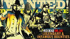 Diese Woche in Red Dead Online: Kopfgeldjägerboni und Geschenke, 2X-Gold für Rollen-XP im Tausch & mehr 02.06.2021, 11:42