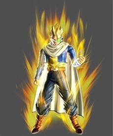 Dragon Ball Xenoverse - Der Krieger aus der Zukunft ist ein Super-Saiyajin?!