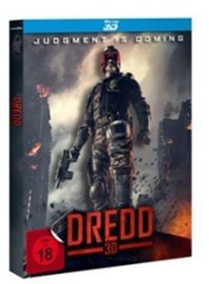DVD-VÖ   DREDD 3D - ab 19. April 2013