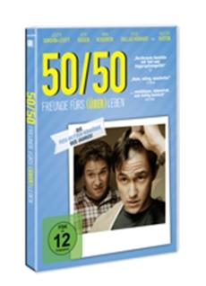 DVD-VÖ   50/50 – FREUNDE FÜRS (ÜBER)LEBEN