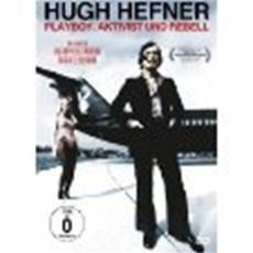 HUGH HEFNER - Playboy, Aktivist und Rebell - Die preisgekrönte Dokumentation erscheint am 22. Juni auf DVD