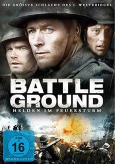 BD/DVD-VÖ | BATTLEGROUND - Helden im Feuersturm