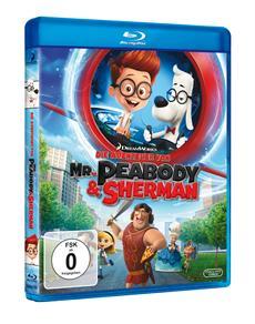 DVD/BD-VÖ | Die Abenteuer von Mr. Peabody & Sherman