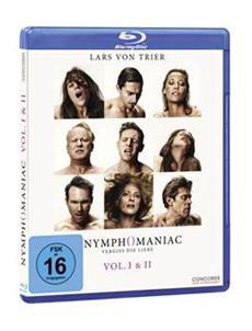 DVD/BD-VÖ | NYMPH()MANIAC VOL. I & II - ab 04.09.14 auf DVD und Blu-ray sowie als Download erhältlich