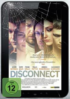 """DVD/BD-VÖ   Weltkino veröffentlicht """"Disconnect"""" am 5. Juni 2014 auf DVD, Blu-ray und als Video on Demand"""