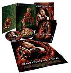 """DVD&BR-VÖ   """"DIE TRIBUTE VON PANEM - CATCHING FIRE"""": Erobert die Home-Entertainment-Charts"""