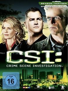 Gewinnspiel | CSI: LAS VEGAS - Season 13.2