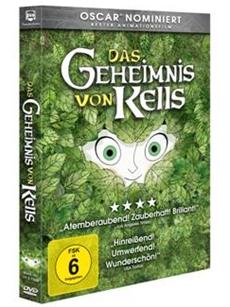 DVD-VÖ | DAS GEHEIMNIS VON KELLS auf DVD und Blu-ray Disc