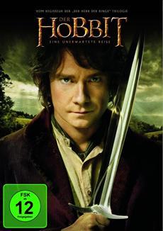 THE HOBBIT - EINE UNERWARTETE REISE ab 19. April 2013 auf Blu-ray 3DT, Blu-rayT, DVD und als Video on Demand erhältlich