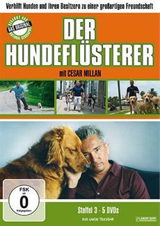DVD-VÖ | DER HUNDEFLÜSTERER STAFFEL 3 & 4 als DVD-Box
