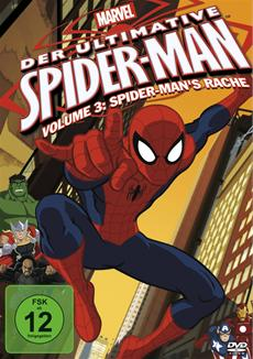 DVD-VÖ | Der ultimative Spider-Man Volume 3 & 4 ab 10. Oktober auf DVD