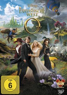 Die Fantastische Welt von Oz: Zauberhafte Video-Einblicke hinter die Kulissen