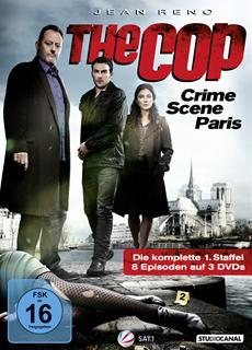 BD/DVD-VÖ   THE COP – CRIME SCENE PARIS