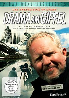 "DVD-VÖ | 2-teiliges TV-Event ""Drama am Gipfel"" am 10.01.2014"