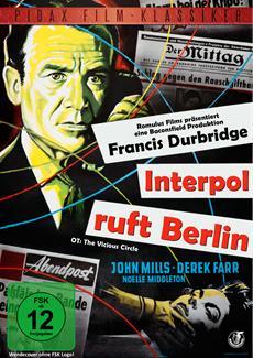 DVD-VÖ | Francis Durbridge: Interpol ruft Berlin