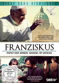 DVD-VÖ | Franziskus - Papst der Armen