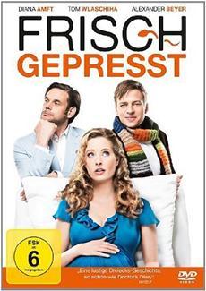 DVD-VÖ   FRISCH GEPRESST