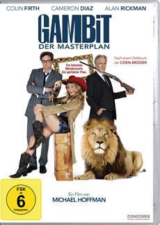 GAMBIT - DER MASTERPLAN und DAS MÄDCHEN AUS DER CHERRY-BAR: Zwei Heist-Movies mit jeder Menge Witz und charmanter Ironie