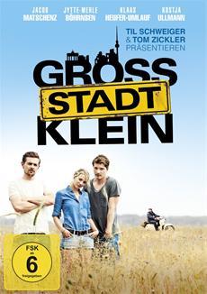 DVD-VÖ | Grossstadtklein ab 24. Januar 2014 auf DVD und DIGITAL erhältlich