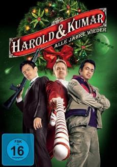 DVD-VÖ   HAROLD & KUMAR: ALLE JAHRE WIEDER